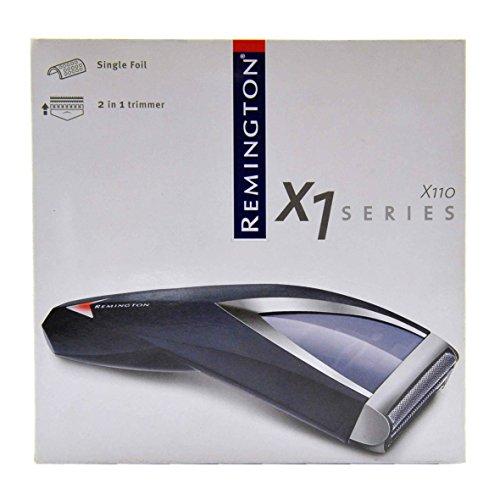 Rasoir Remington X110 Single Foil X1 Series