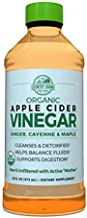 Country Farms Organic Apple Cider Vinegar With Ginger, Cayenne & Maple 16 oz