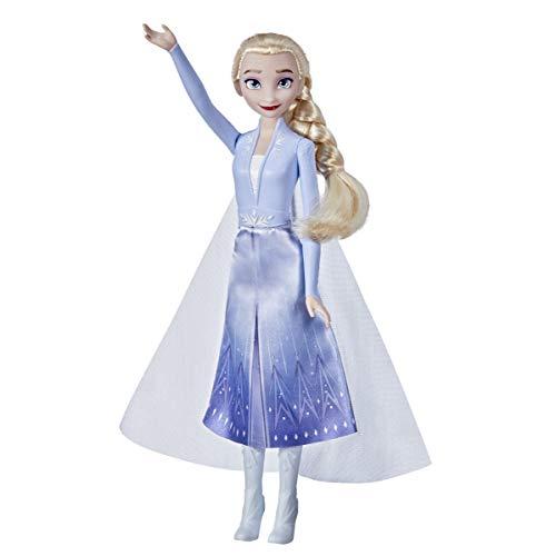 Frozen 2 Shimmer Travel Elsa