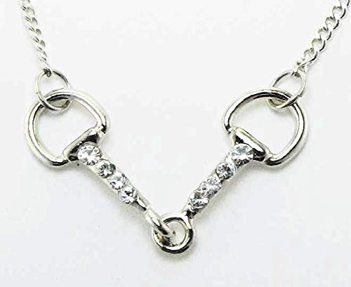 Snaffle Bit Necklace