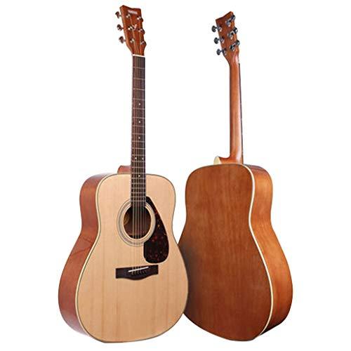 Instrumentos musicales Guitarra Yamaha Yamaha F370 Guitarra Guitarra eléctrica de Mesa Balada eléctricos Box Principiante Estudiantes Hombres y Las Mujeres de 41 Pulgadas Guitarras