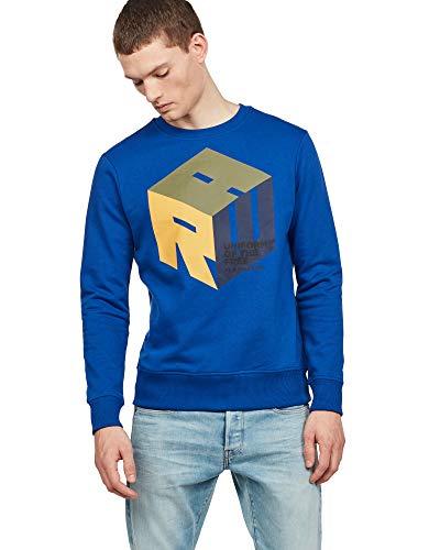 G-STAR RAW Herren Graphic 6 Core Sweatshirt