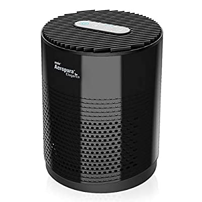 ANSIO Desktop Air Purifier with Hepa Filter