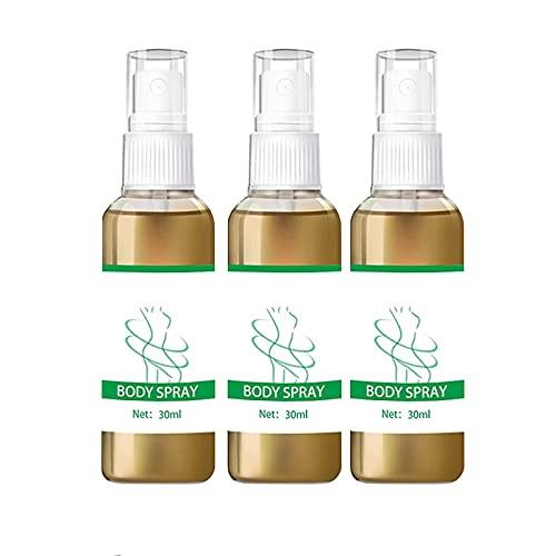 BPINYAWLDD Spray de fusión de Celulitis para ginecomastia 3 Piezas, Dispositivo de eliminación de Grasa y Celulitis, Crema Adelgazante Quemador de Grasa rápido para Hombres