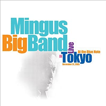 Live In Tokyo At The Blue Note