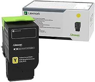 $135 » Lexmark C240X40 Yellow Extra High Yield Cartridge Toner, Grey