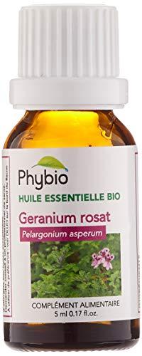 Phybio Geranium Essential Oil, 5 ml