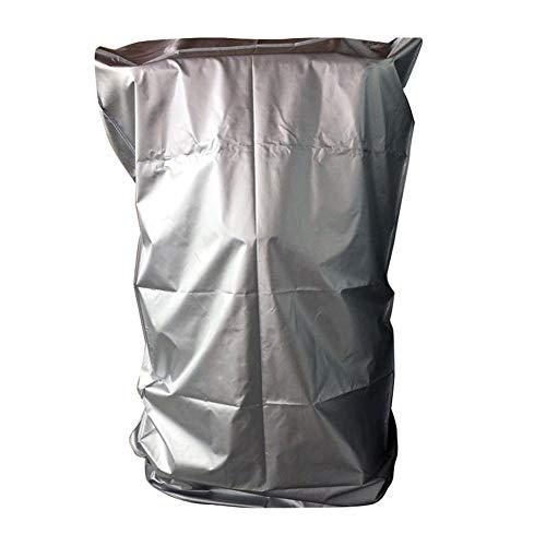 Hearthrousy Laufband Abdeckung Staubschutz aus Oxford Tuch mit Reißverschluss Anti-UV Wasserdicht Regenfest Staubdicht für Zuhause Fitnessstudio und Andere Sportstätten, 95x110x160cm