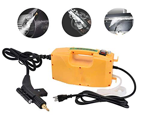 Discover Bargain CGOLDENWALL High Temperature High Pressure Steam Cleaner Portable Cleaning Machine ...