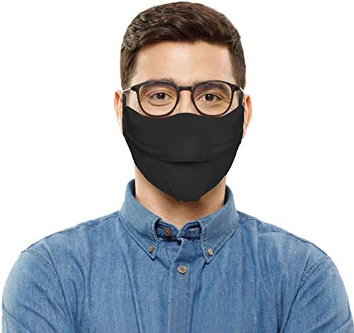 LANSKRLSP Adult UK Face Covering for Glasses Wearers Prevent Fogging Reusable Dustproof Face Protective Cloth Breathable Face/_M/ácsk