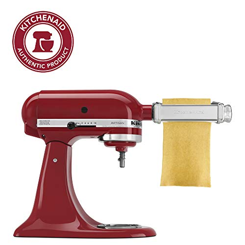 of attach for kitchenaid stands KitchenAid Stand-Mixer Pasta-Roller Attachment [Discontinued]