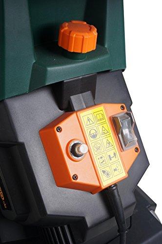 Dirty Pro Tools™ Garden Shredder 40mm Cutting Width Electric 2500 W 4050 RPM Blade