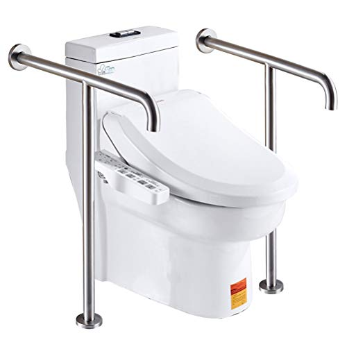 Why Choose Bathroom Toilet Grab Bar Stainless Steel, Shower aids Accessibility Safety Handrails, Bra...