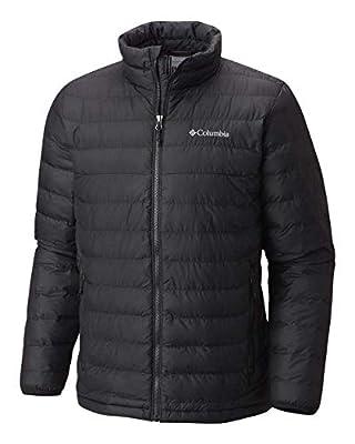 Columbia Men's Oyanta Trail Puffer Jacket Black