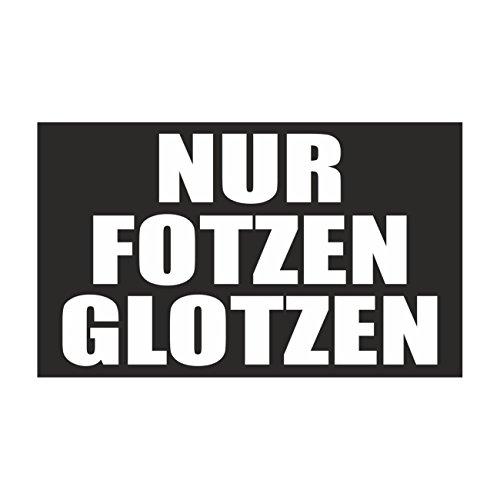 Spass kostet lustige Sprüche Fahne mit Ösen Festival Flagge 90 x 150 cm