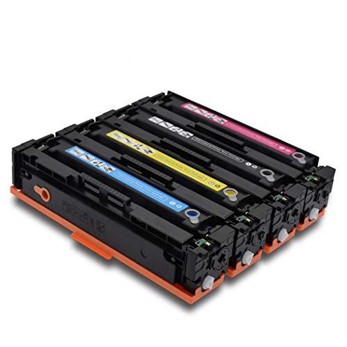 CRBH-UC XGCompatibel met HP CF410A-CF413A tonercartridge voor HP Color LaserJet Pro M452dw/452dn/m477fdw tonercartridge CF410A cartridge m377 compacte cartridge M452nw toner