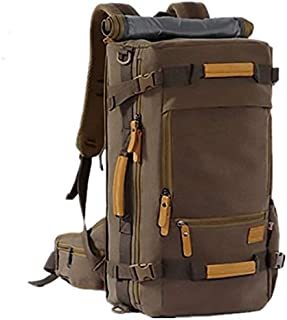 Multifunctional cotton backpack men large canvas travel Bag Leisure bag luggage bag OSM92 CF