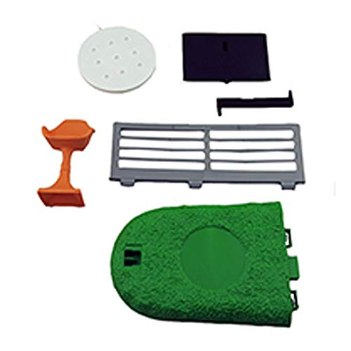 Replacement Parts for Barbie Dreamhouse Playset - FHY73 ~ Replacement Lawn, Pool Railing, TV, Mount, Chair and Table Top