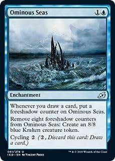 Magic: The Gathering - Ominous Seas - Ikoria: Lair of Behemoths