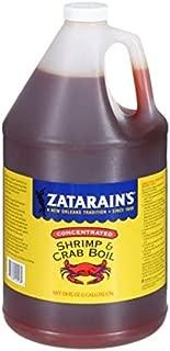 Zatarain's Concentrated Liquid Shrimp & Crab Boil (1 gal.)ES
