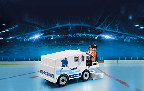Machine Surfaceuse Zamboni NHL Playmobil Ensemble de jeu 9213 - 1
