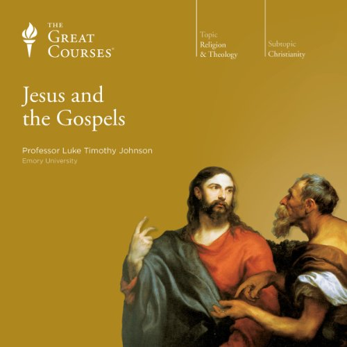 Jesus and the Gospels audiobook cover art