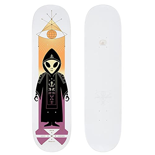 Alien Workshop - Tavola da skateboard Joey High Priest, 20,6 cm
