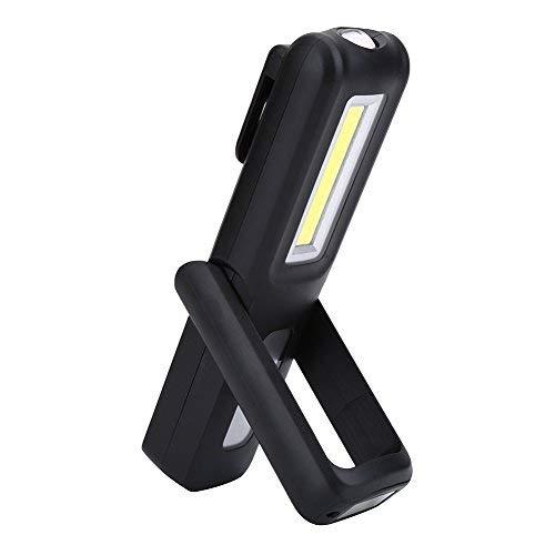 Preisvergleich Produktbild LED Arbeitsleuchte Taschenlampe COB LED Werkstattlampe Inspektionsleuchten Superhelle mit Haken,  Magnethalter,  LED Arbeitsstrahler Camping Lantern für Auto Reparatur Werkstatt Camping Notfälle