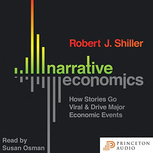 Couverture de Narrative Economics