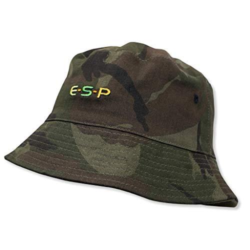 ESP Reversible Camo Olive Bucket Hat : Large/XLarge