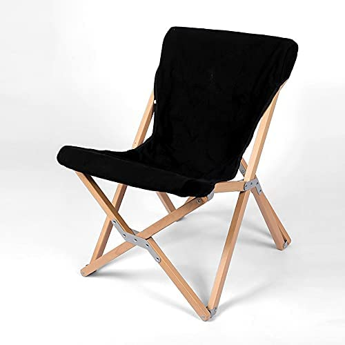 FFYY Camping Award Chair Portable Special price for a limited time Folding Beech Outdoor