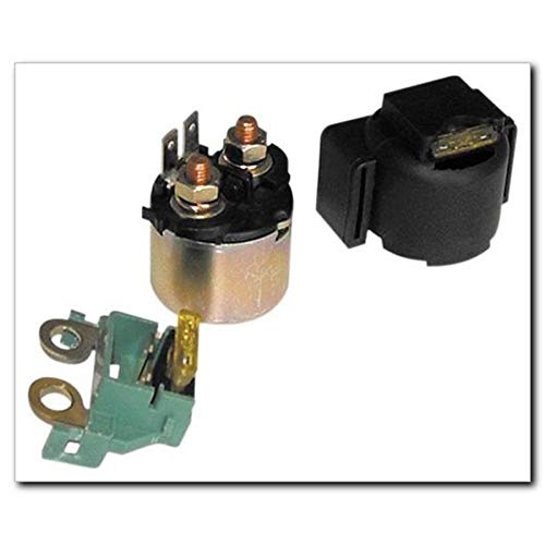 Starter Relay (Solenoid) Fits 2002-2004 Yamaha XV1700PC Road Star Warrior