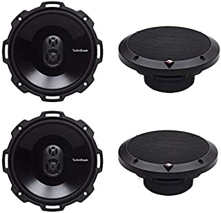 "Rockford Fosgate P1675 6.75"" 240W 3 Way Car Coaxial Audio Speakers Stereo"