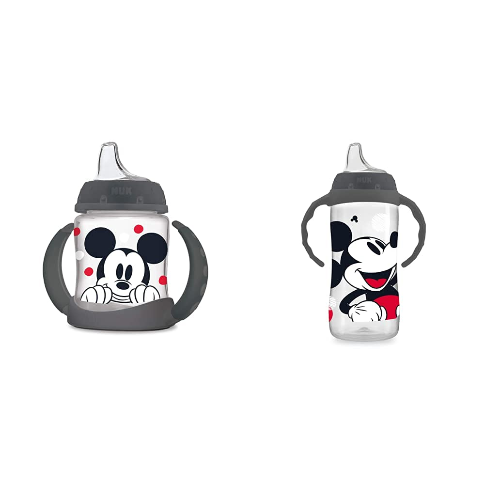 NUK Disney Learner Sippy Cup Mickey 1Pack Oz Mouse with Challenge the lowest price free shipping 5