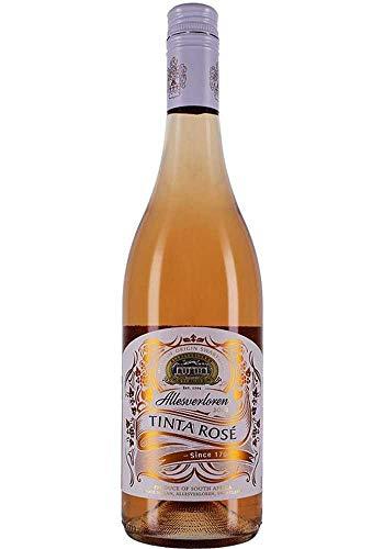 Allesverloren Wine Estate Tinta Rosé Wine of Origin Swartland 2019 (1 x 0.75 l)