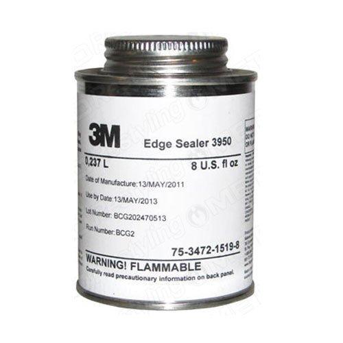 3M Edge Sealer 3950 1/2 Pint 8oz For Vinyl Graphics by 3M