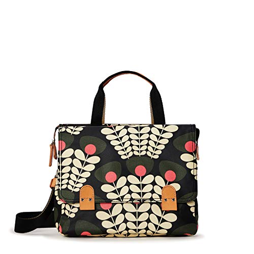 Orla Kiely - Stevie - Satchel - Forest