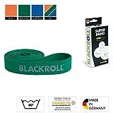 BLACKROLL® SUPER Band - Fitnessband. Trainings-Band/Gymnastik-Band/Sport-Band für eine Stabile...