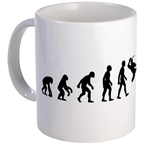 CafePress Kaffeebecher Evolution of...