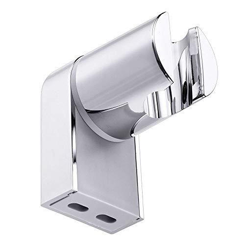 Deirdre Agnes Verstelbare ABS verchroomde handdouche beugel geleiderail beugel schuifbalk douche muurbeugel