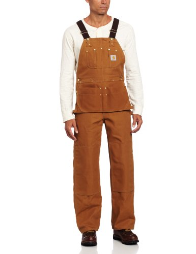 Overalls as practical gift ideas for carpenters