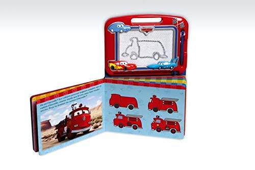 Cars, LIVRE-ARDOISE