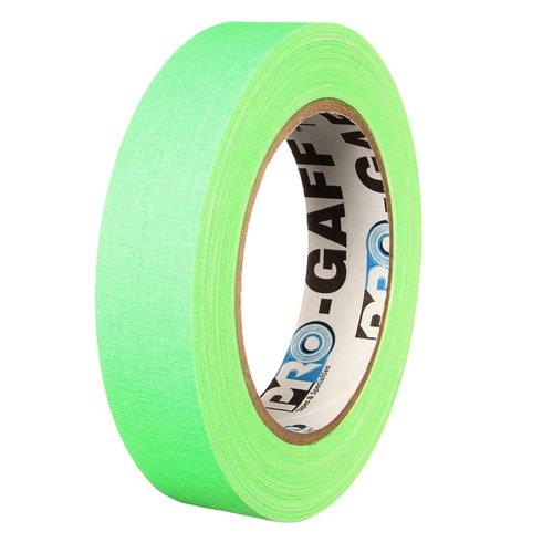 ProGaff Gaffer Tape 24mm x 22,86m (Neon Grün)