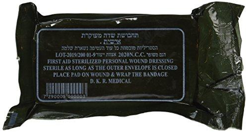 IDF Israeli Army Dressing/Bandage by Dakar by DKR Medical