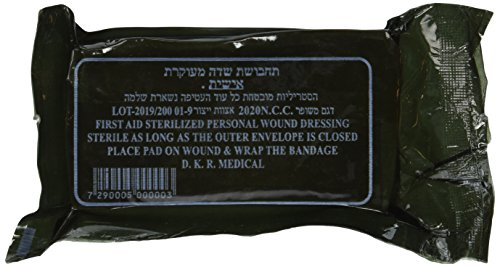 IDF Israeli Army Dressing / Bandage by Dakar by DKR Medical