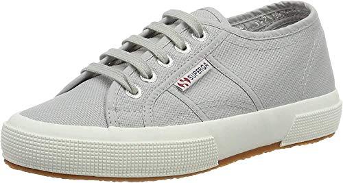 Superga 2750-PLUS COTU S003J70 Damen Sneaker, Grau (lt. Grey), 44 EU