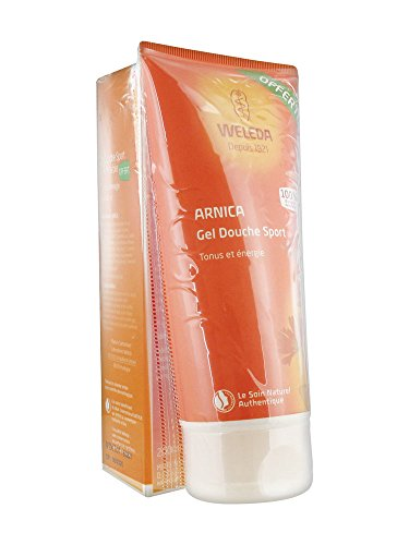 Weleda Huile de Massage à l'Arnica 200 ml + Gel Douche 200 ml Offert