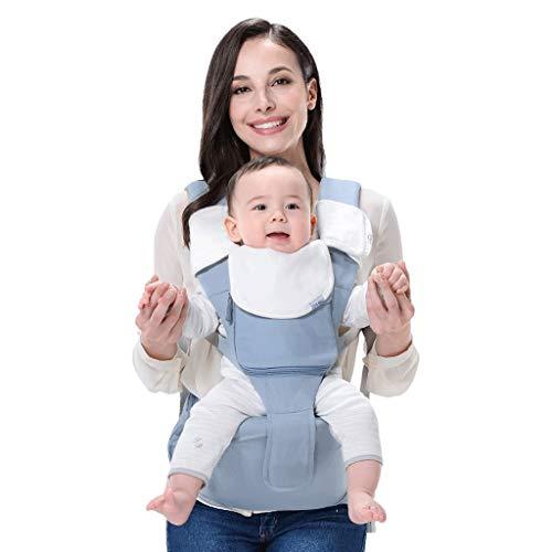 Porte-bébé Siège bébé près du Corps Tabouret à la Taille Quatre Saisons Siège arrière Peut être serré dans Ses Bras ( Color : B )