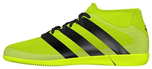 adidas Ace 16.3 Primemesh in J, Scarpe da Calcio Bambino, Giallo (Amasol/Negbas/Plamet), 31 EU
