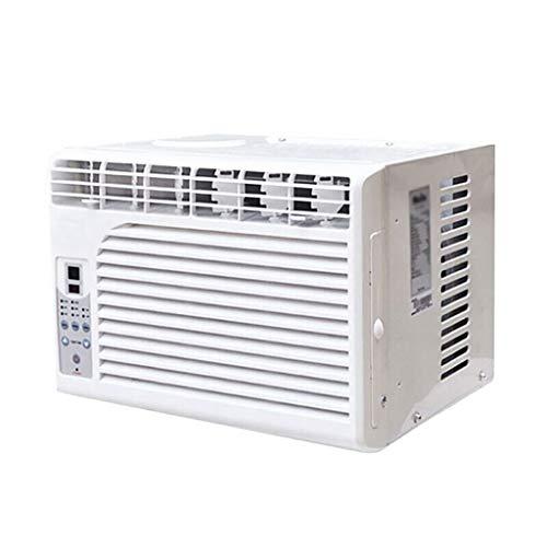 YICO Window Mounted Air Conditioner with Remote Control Dehumification Digital Display Window AC for Bedroom Living Room School Factory (5000BTU/6000BTU/8000BTU/8500BTU)